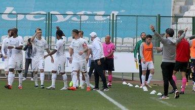 Konyaspor Teknik Sorumlusu Ersan Parlatan: İhtiyacımız olan bir galibiyet elde ettik