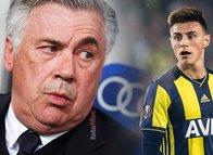 Yeni transfer Eljif Elmas için Ancelotti'den karar! Kiralık olarak... Son dakika haberleri