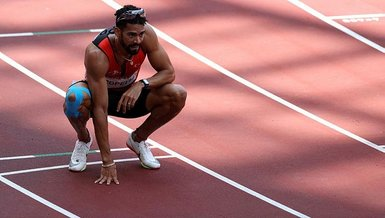 Yasmani Copello Escobar erkekler 400 metre engellide 6. oldu