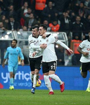 Beşiktaş Vodafone Park'ta büyük maçlarda zorlanıyor