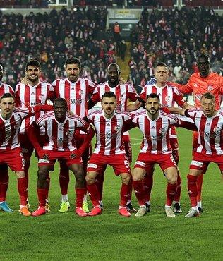 Lider Sivasspor hiç penaltı kullanmadı
