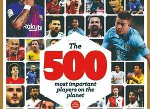 En iyi 500 futbolcu arasında Süper Lig'den 12 isim
