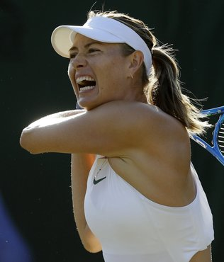 Son dakika: Maria Sharapova tenisi bıraktığını resmen açıkladı!