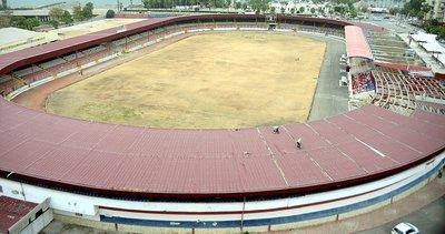 Tarihi stadyum, 'Millet Bahçesi' oluyor