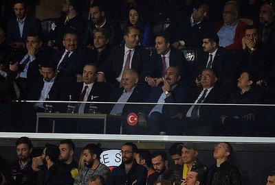 Başbakan Binali Yıldırım Kadıköy'de