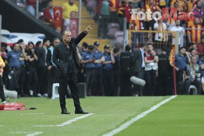 Galatasaray Teknik Direktörü Fatih Terim'e tarihi ceza yolda!