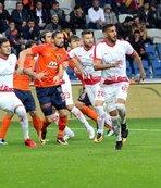 Antalyaspor ile Başakşehir Süper Lig'de 16. randevuda