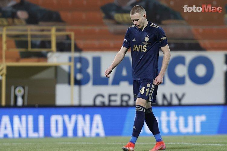 Fenerbahçe'den Attila Szalai kararı!