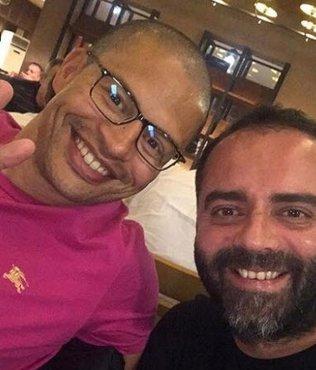 Alex de Souza'dan Semih Şentürk paylaşımı