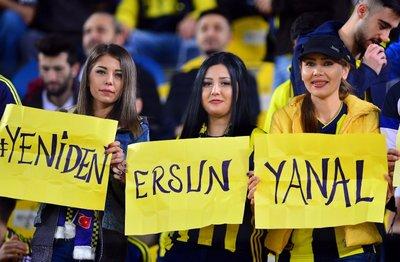 Ersun Yanal adım adım Fenerbahçeye!