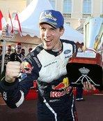 Ogier, Monte Carlo'da üst üste beşinci kez kazandı