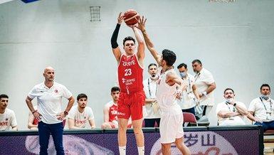 Son dakika spor haberi: Türkiye-İran: 84-61 | MAÇ SONUCU (FIBA 2021 19 Yaş Altı Erkekler Basketbol Dünya Kupası)