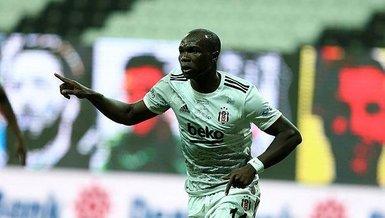 Son dakika spor haberi: Beşiktaş'ın golcüsü Aboubakar uçtu! Piyasa değeri...