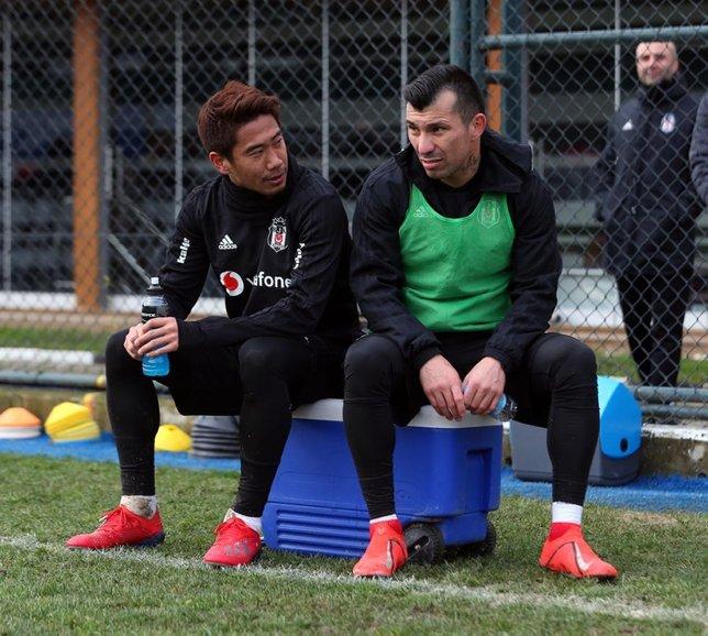 Beşiktaş'ın Antalyaspor maçı 11'i