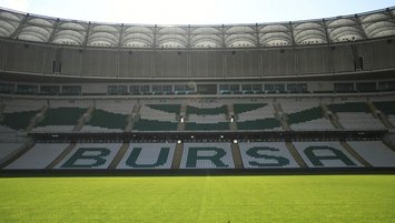 Bursaspor'un stadyumu ve tesislerinin elektriği kesildi!