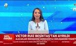 Beşiktaş'ta beklenmedik ayrılık! Victor Ruiz...