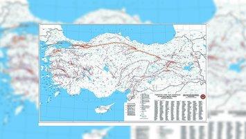 Türkiye fay hattı haritası nedir? ve 'Evimin altından fay hattı geçiyor mu?' sorgulaması nereden yapılır? İşte detaylar...