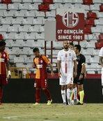 Aslan Antalyaspor'a diş geçiremedi!