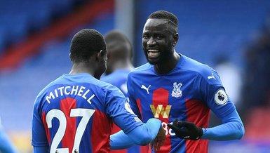 Crystal Palace-Aston Villa: 3-2 (MAÇ SONUCU-ÖZET)