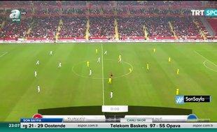 Türkiye 0-0 Ukrayna | MAÇ ÖZETİ