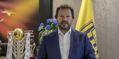 Mehmet Yiğiner: 70 milyon Dolar borçla bu kulübü aldık