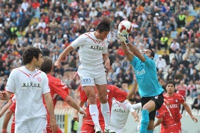 Antalyaspor - Manisaspor (TSL 27. hafta maçı)