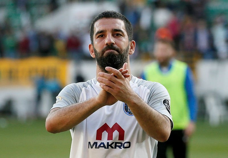 Arda Turan Galatasaraya rakip oluyor