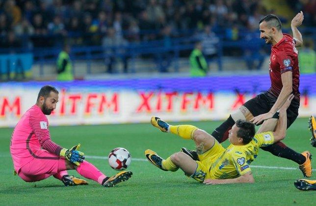 Fenerbahçe'de hedef Konoplyanka!