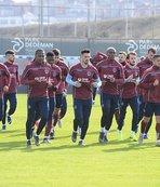 Trabzonspor İzmir'e 4 eksikle gitti.