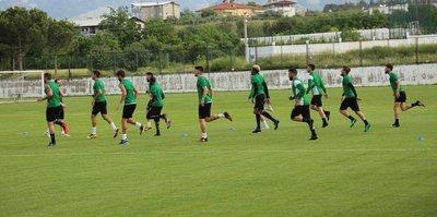 Denizlispor'da Göztepe maçı hazırlıkları