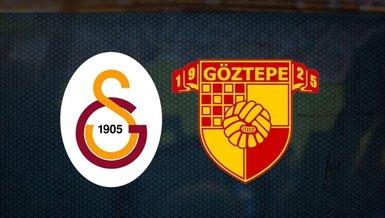Galatasaray - Göztepe maçı CANLI | GS Göztepe maçı izle | Gs maçı canlı skor