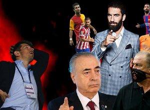 Fatih Terim Mustafa Cengiz zirvesinden flaş karar! Arda Turan...