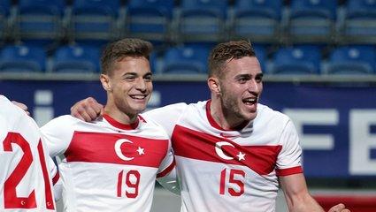 Türkiye U21 - Ukrayna U21: 1-1 | MAÇ ÖZETİ | GOLLER İZLE