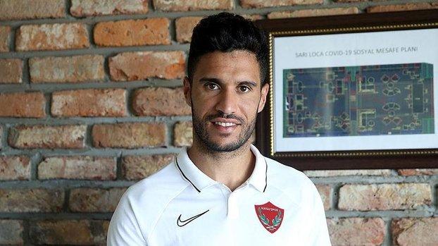 Son dakika spor haberi: Hatayspor'da kaleci Munir: Türkiye'de olmaktan çok mutluyum