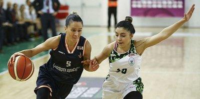 Kadınlar basketbolda hafta başlıyor