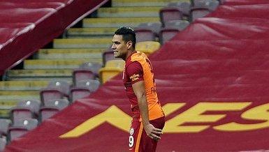 Son dakika: Galatasaray'da Radamel Falcao şoku! Resmi siteden açıklandı