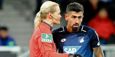 Kerem Demirbay, Almanya'da alay konusu oldu!