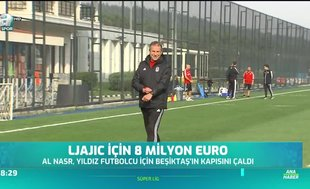 Ljajic için 8 milyon euro