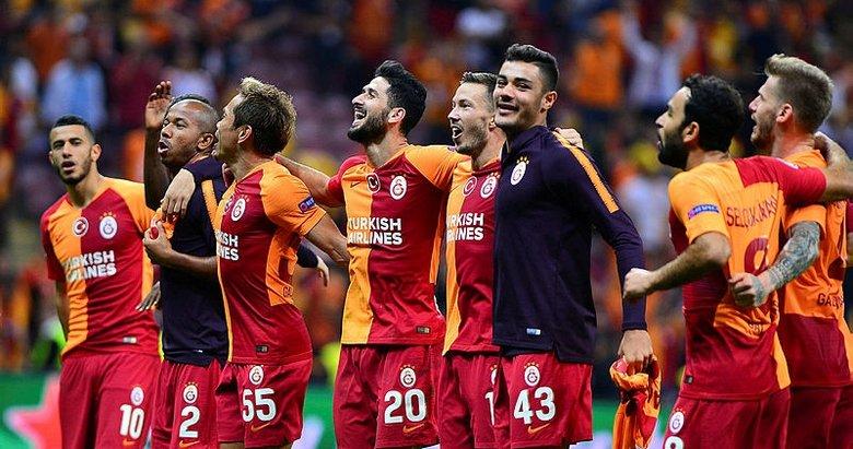 Süper Ligde geride kalan 8 haftaya damga vuran takımlar