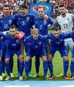 Beşiktaşlı Mitrovic de dahil edildi