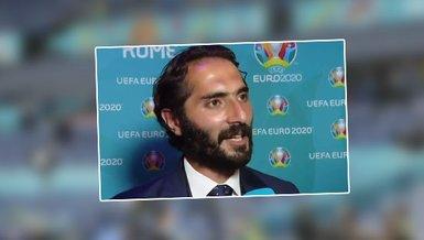 Son dakika EURO 2020 haberleri: Türkiye İtalya maçı öncesi Hamit Altıntop: Kendine inanan bir ekip istiyorum