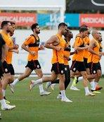 Galatasaray'da Aytemiz Alanyaspor mesaisi