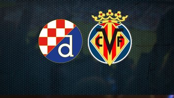 Dinamo Zagreb-Villarreal maçı saat kaçta hangi kanalda?