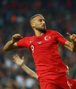 Cenk Tosun'dan Galatasaray itirafı!