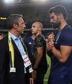 """Volkan'dan Ali Koç'a: """"Başkanım beni dinle!"""""""