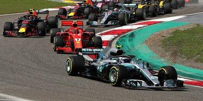 Formula 1'de Çin Grand Prix'i Coronavirüs nedeniyle ertelendi