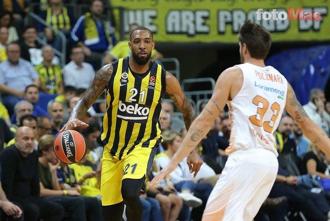 Fenerbahçe Beko'da Derrick Williams ile yollar ayrıldı!