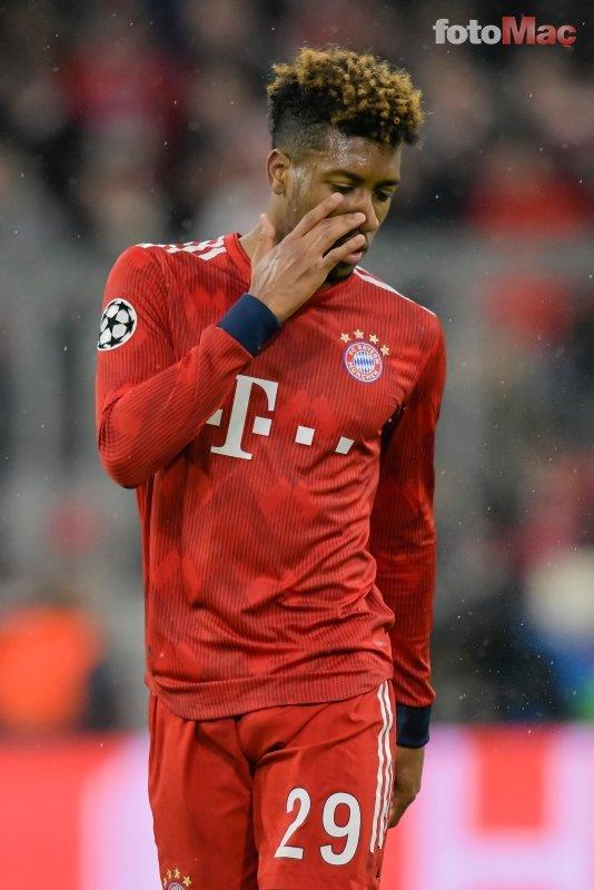 Bayern Münih - Liverpool maçından kareler