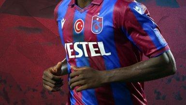 Trabzonsporlu Ekuban'ın corona virüsü testi pozitif