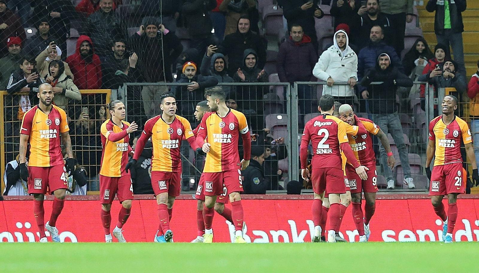 Galatasaray 2-1 Rizespor | MAÇ SONUCU - Ziraat Türkiye Kupası